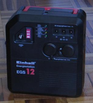 PowerStation Einhell EGS12